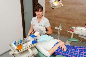 Мінеральна герметизація емалі зубів