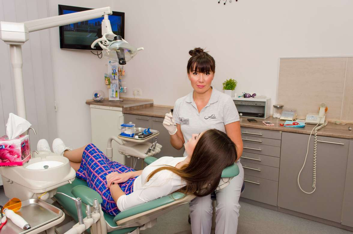 Профілактика стоматологчних захворювань